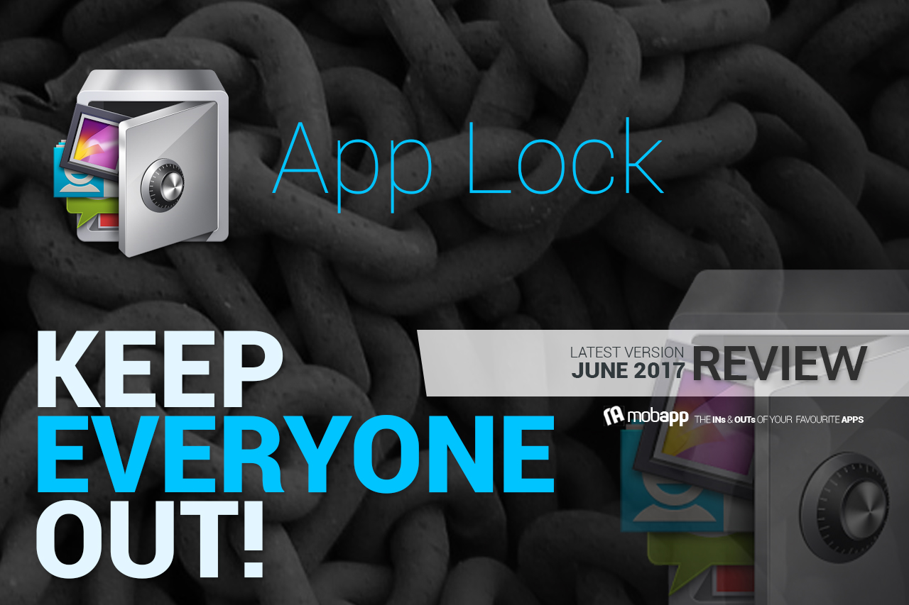 App Lock,lock,secure,review,MobApp,info,information,private,privacy,security,fingerprint,code,Android,Individual,
