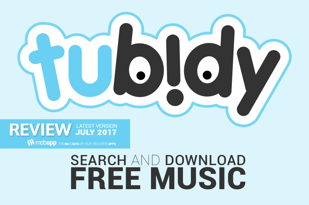 TUBIDY - YOUR ONE STOP FREE MUSIC DOWNLOADER!! 3