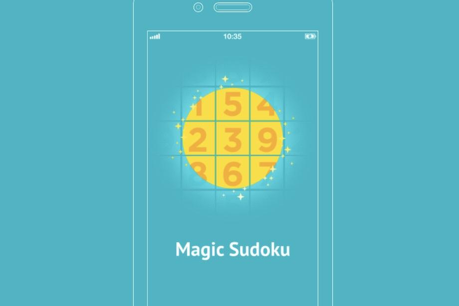 appnations,appnations.com,apps,reviews,Magic Sudoku ,Sudoku ,AR,iPhone,camera,solves,iOS 11,Apple,ARKit,problems ,puzzle,puzzles,grid,hint option ,developer ,Dwyer ,tweet,Twitter,recursive ,algorithm ,computer ,paper,
