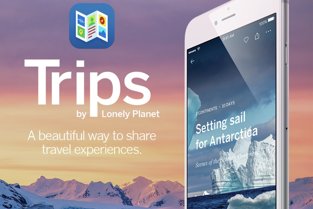 Appnations,apps,Lonely Planet,Trips,Travel,
