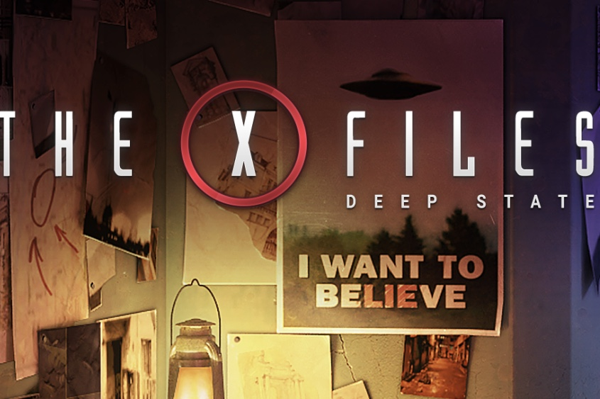 Mystery,X–Files: Deep State,X–Files,Games,Apps,AppNations,