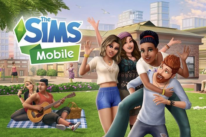 Mobile Sims,The Sims,Games,Apps,AppNations,