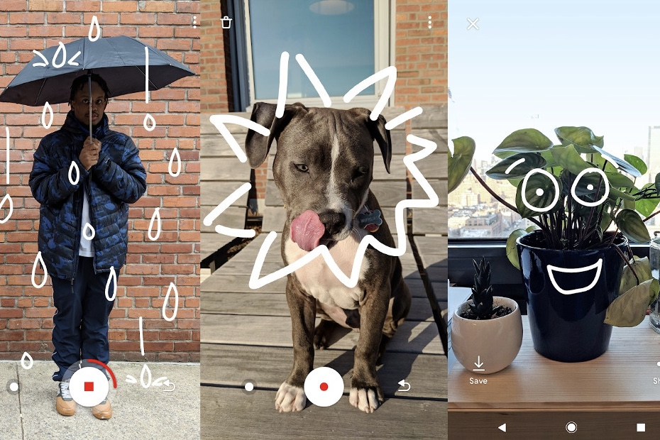 Augmented Reality, AR, Android, iOS, Apps, Google, Just a Line, AR app, drawing on the move,ARCore,