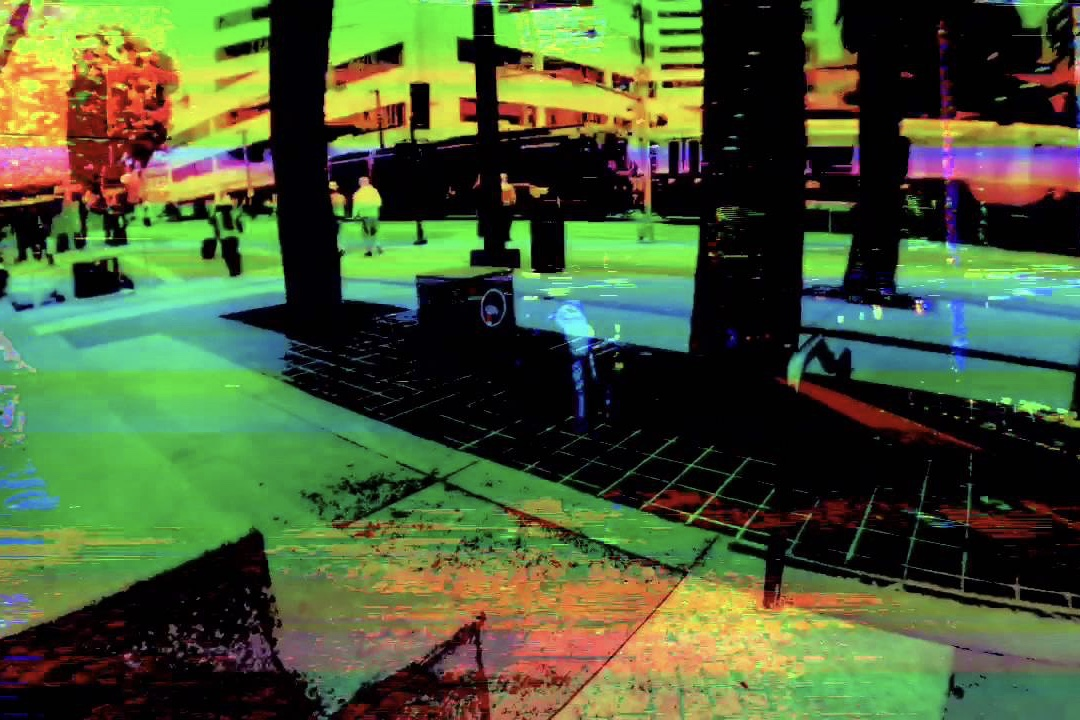 NEWS, Appnations, Apps, Photo editing app, psychedelic images, iOS, Glitch app,Hyperspektiv,